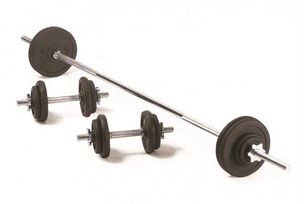 Housefit činkový set 50 kg