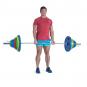 Olympijská činka 135 kg pogumovaná 04g