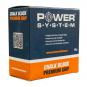 Magnézium - kostka POWER SYSTEM kostka balení