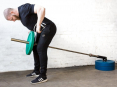 STRENGTHSYSTEM Plate Mounted Core Trainer/T-Bar Row_3
