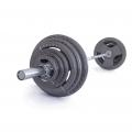 Olympijská činka TRINFIT 130 kg